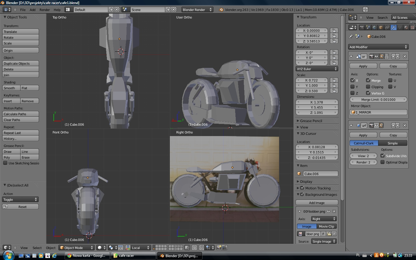 Cameleon labs first motorcycle early wip first motorcycle early wip malvernweather Images